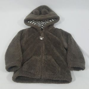Carter's Zip Up Sweatshirt Size 18 Months